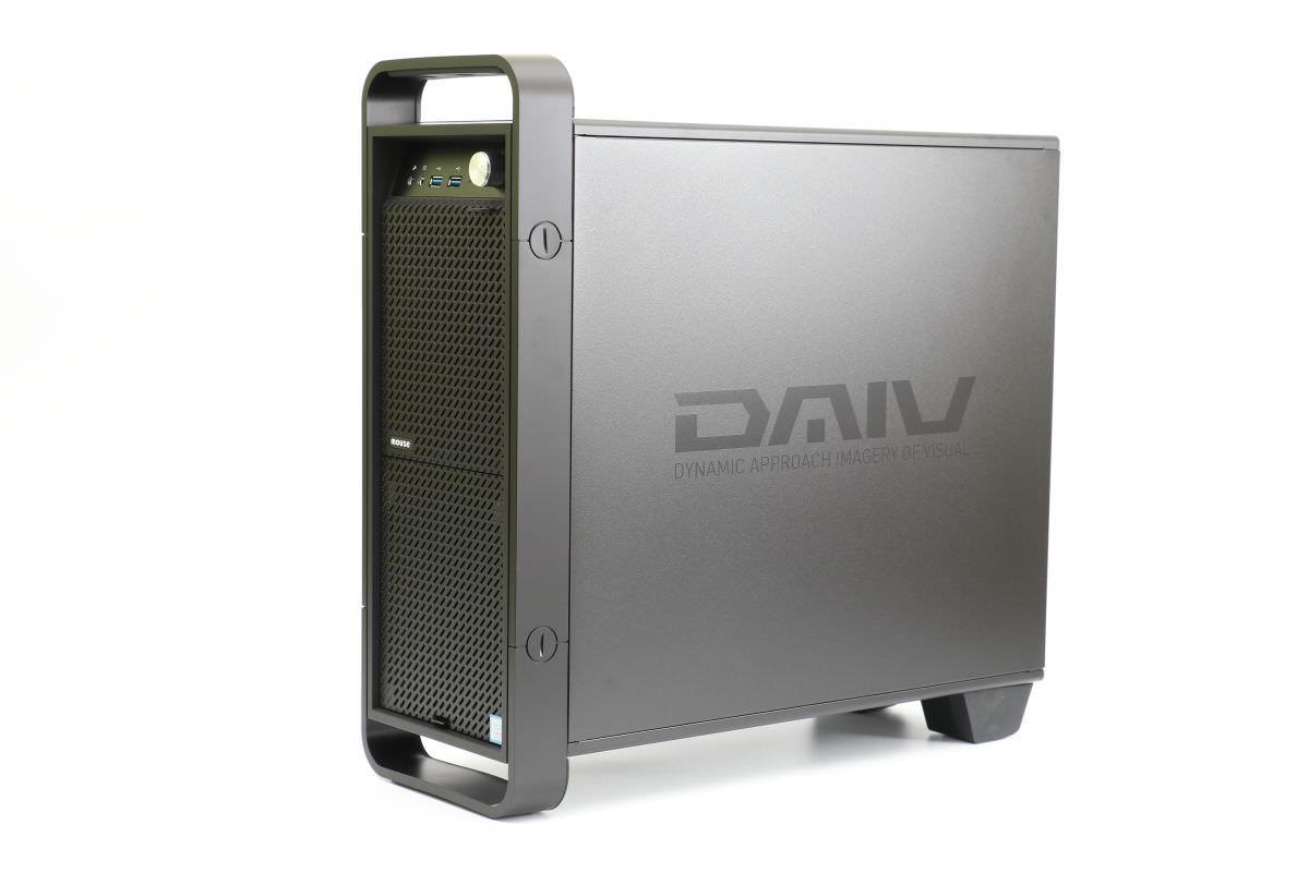 マウスコンピューター DAIV-DGZ530E1-KBFD