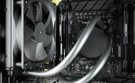 CPU用水冷クーラ