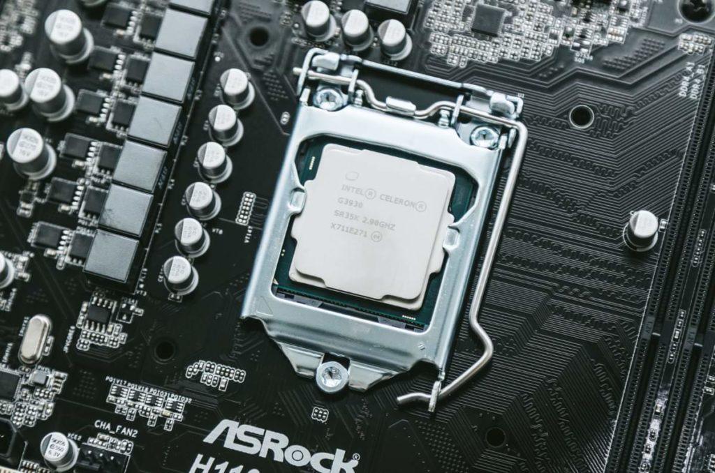パソコンの中身 CPU