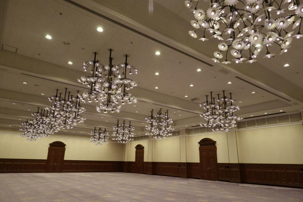 兵庫県公館 大ホール