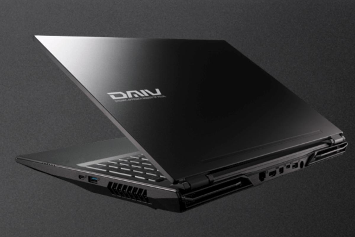 マウスコンピューター DAIV-NG5800