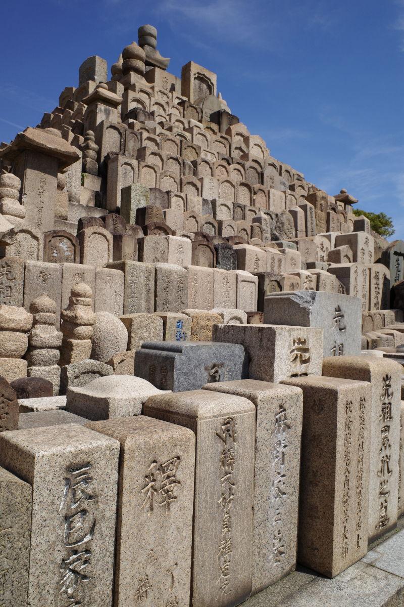 リコーGR3作例写真 お寺