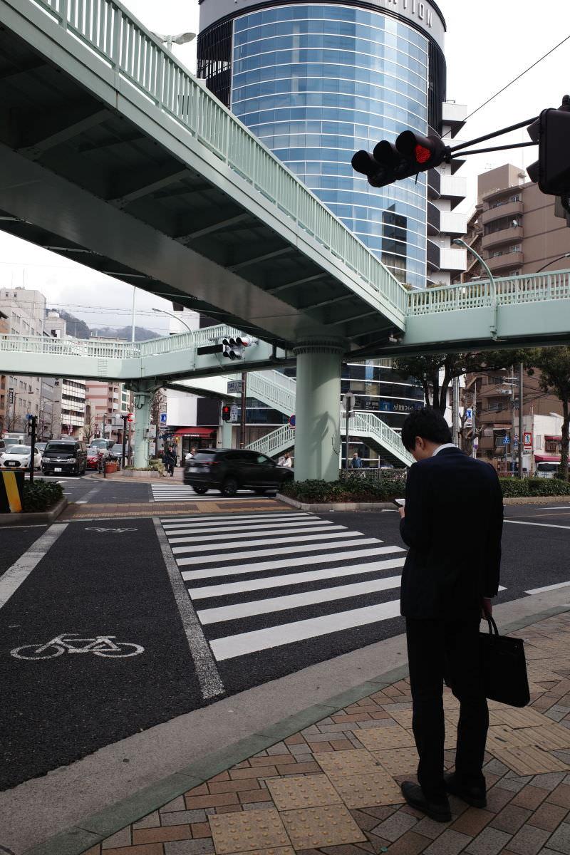 リコーGR3作例写真 ストリートスナップ