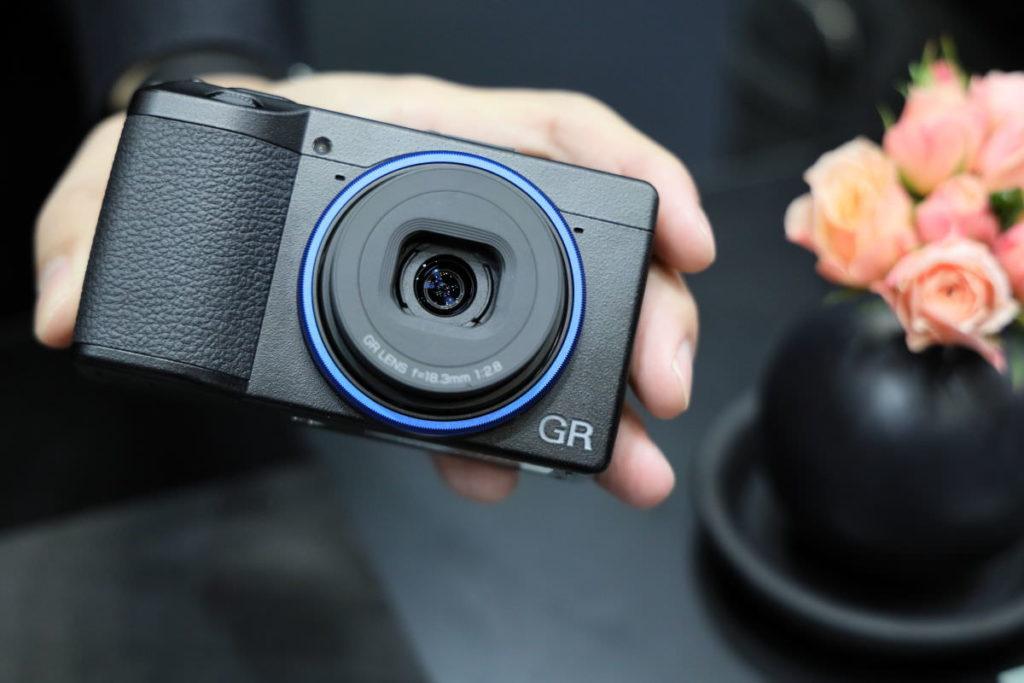 GR3 発売特典 青のリングキャップ 先着6000台限定