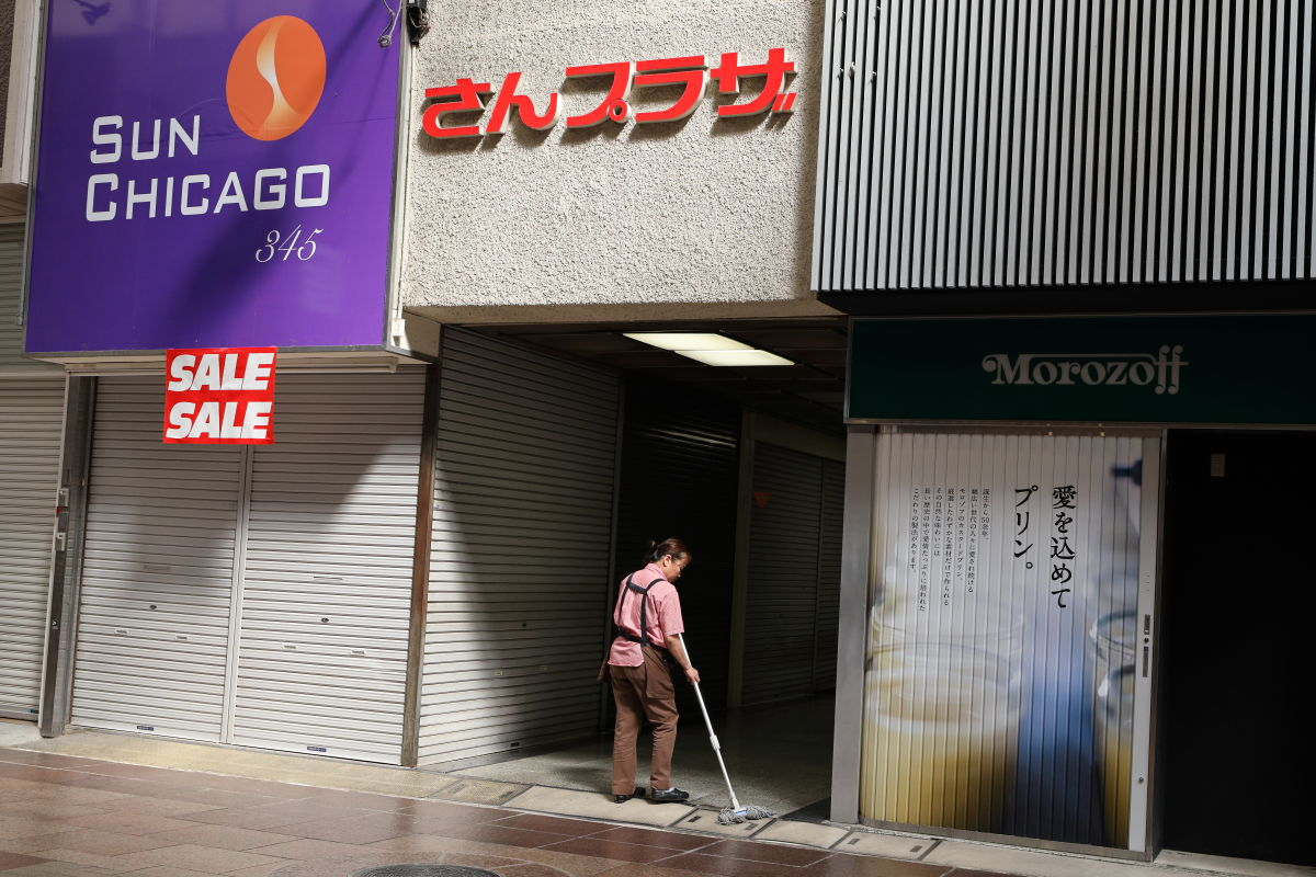 神戸のストリートスナップ