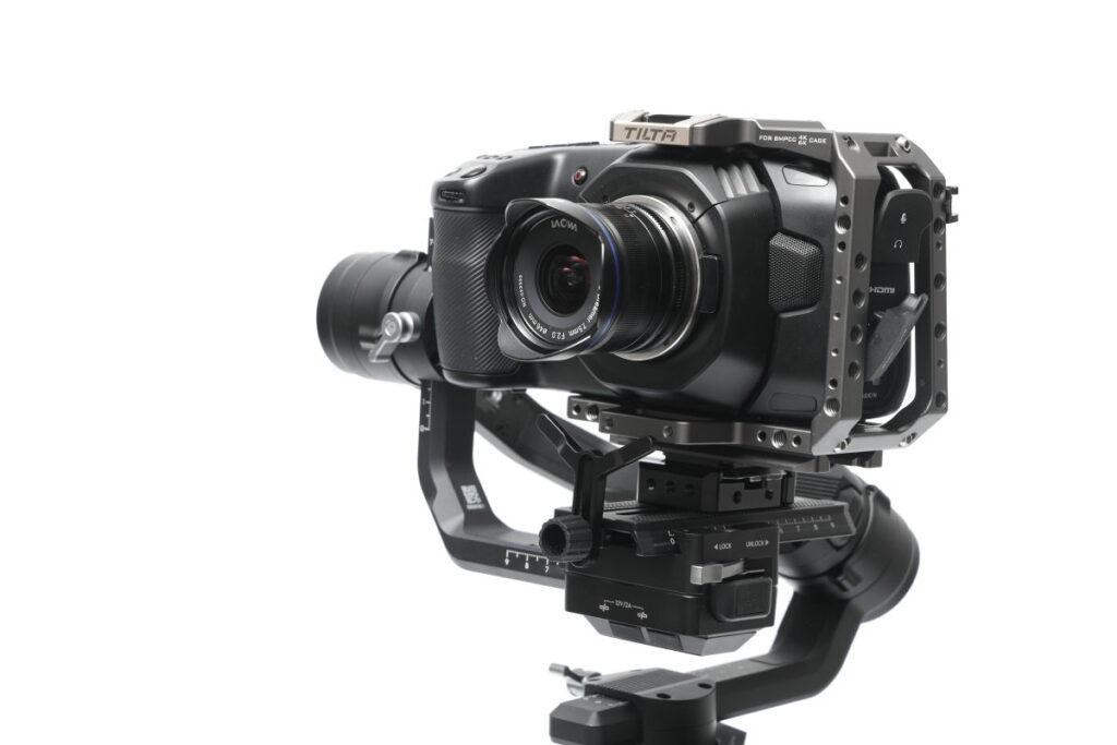 LAOWA 7.5mm F2 MFT 広角レンズ ジンバル RONIN-S