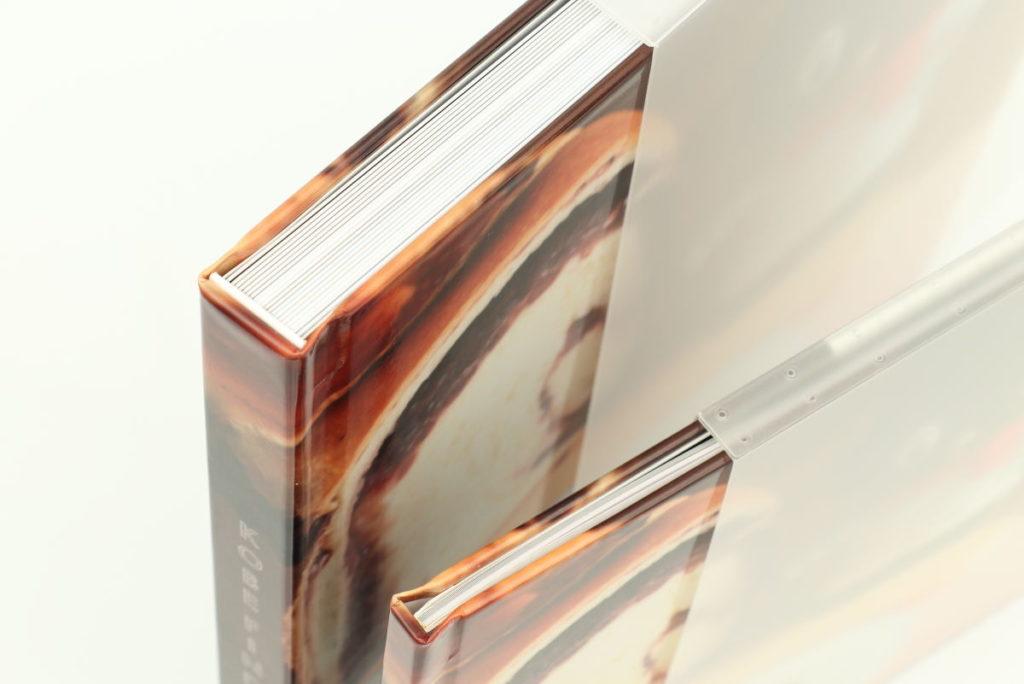 マイブックのフォトブック2冊