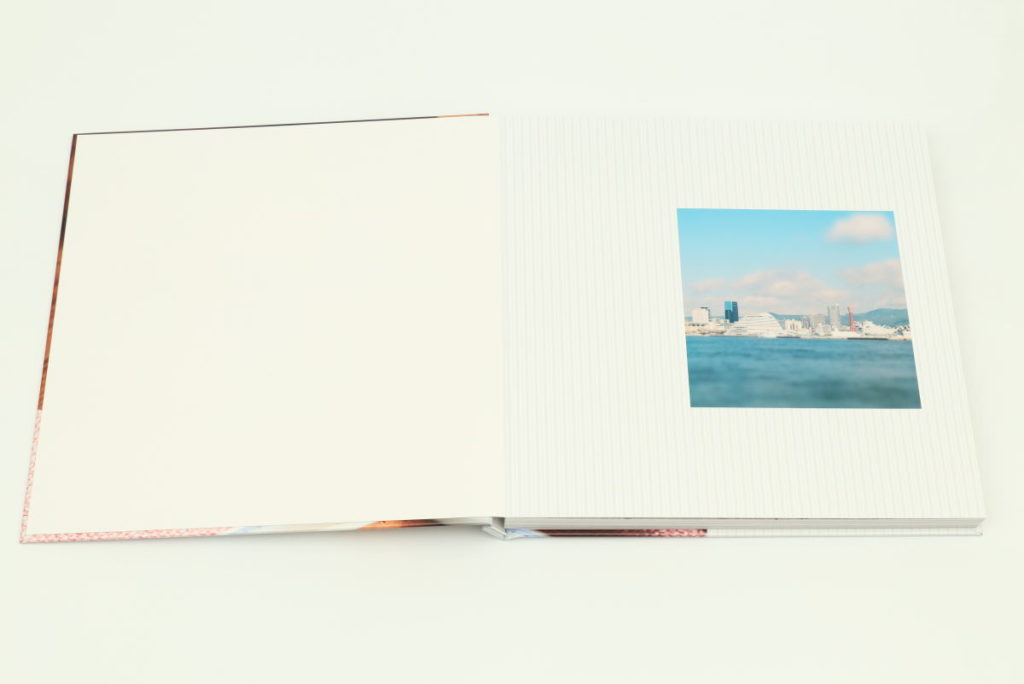 FLAT フルフラットブック 1ページ目