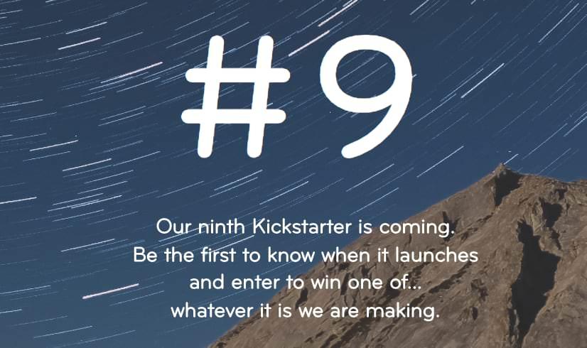ピークデザイン Kickstarter 9th 2019年