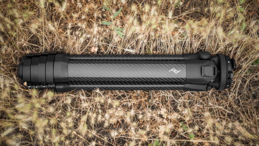 世界一携帯に優れたピークデザインのトラベル三脚