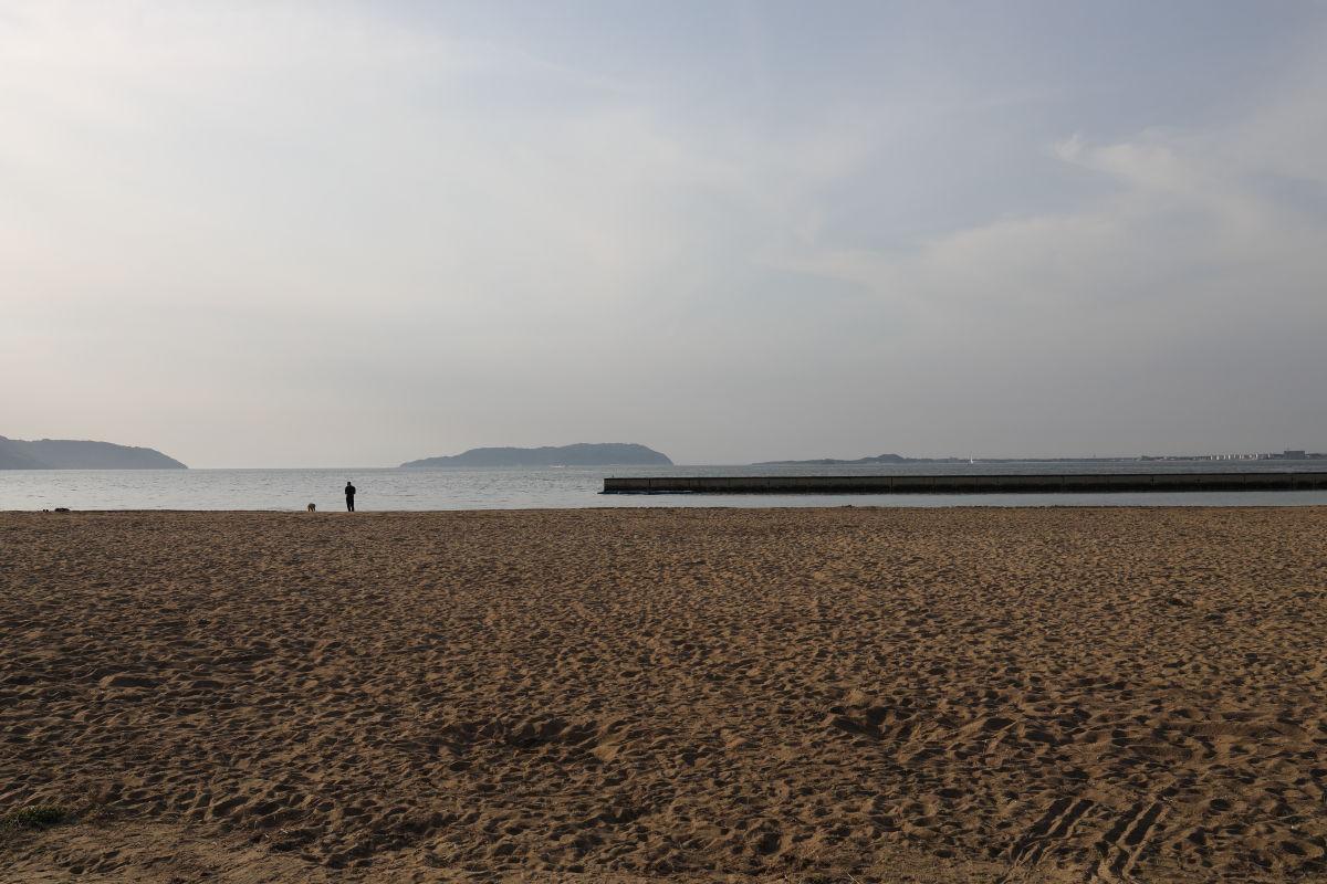 福岡の海と浜辺