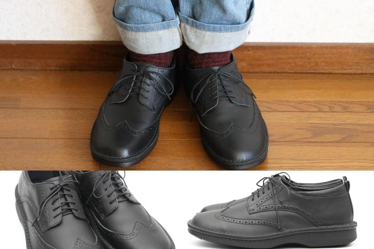 メイドイン神戸の革靴を買いました!疲れにくい設計の靴が魅力のINCHOLJE