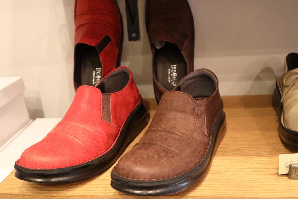 INCHOLJE インコルジェ 女性用革靴