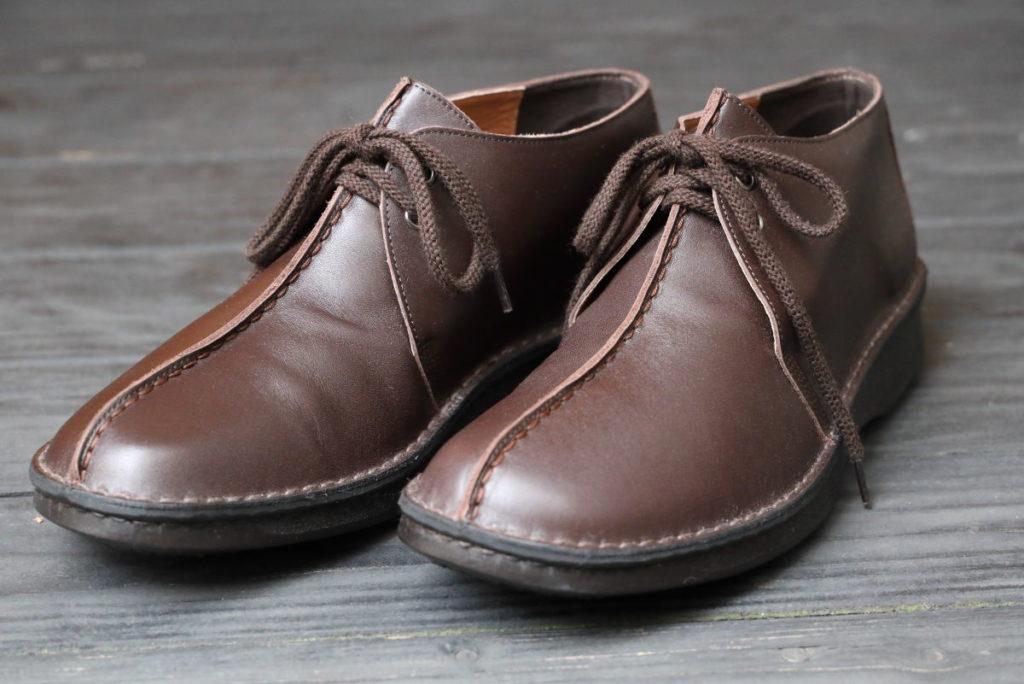 INCHOLJE 紳士用革靴 デザートブーツ