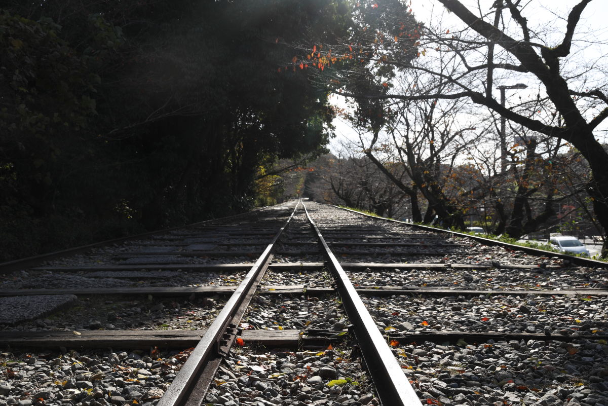 蹴上インクライン 京都 鉄道の廃線