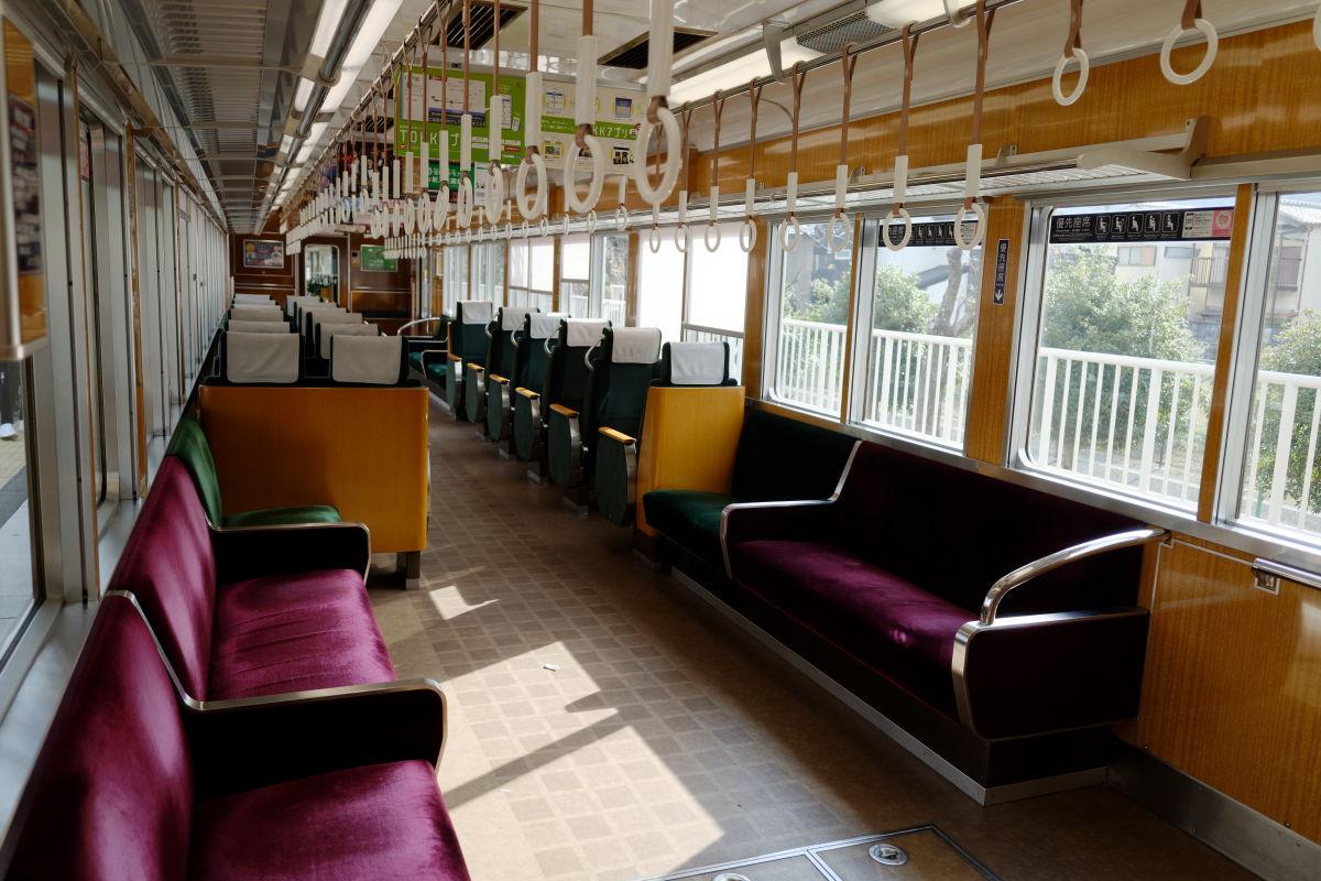 阪急電車で嵐山へ