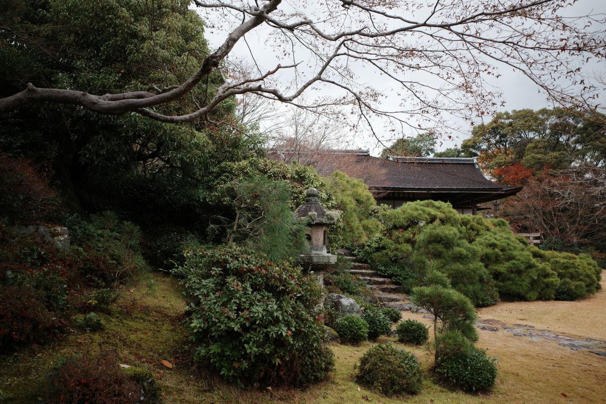 大河内山荘庭園
