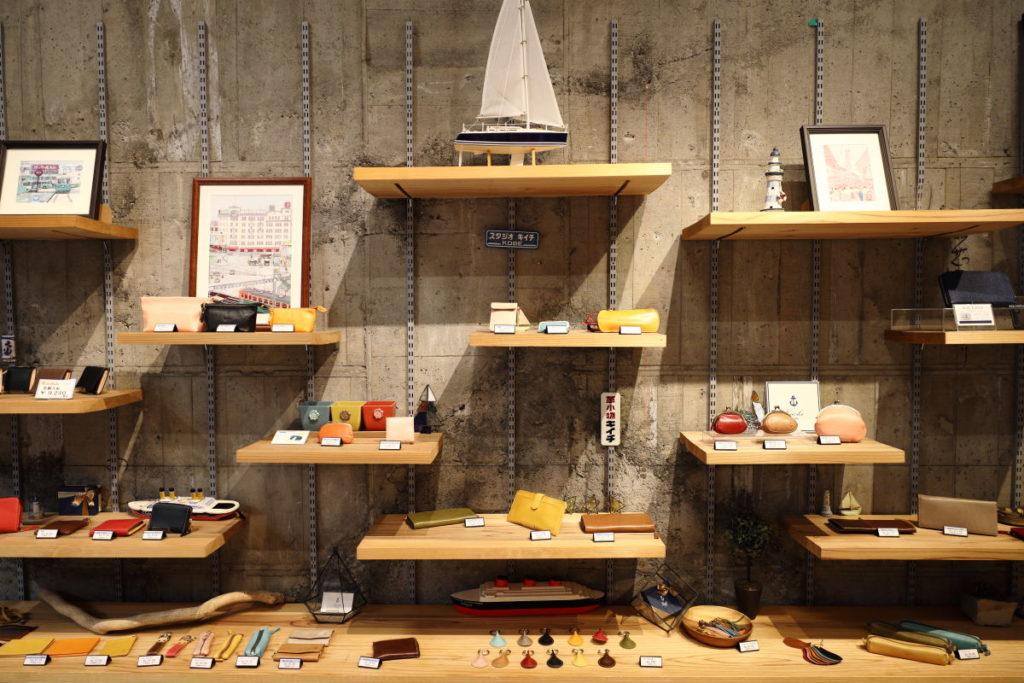 神戸・元町に工房とお店を構える「STUDIO KIICHI」スタジオキイチ