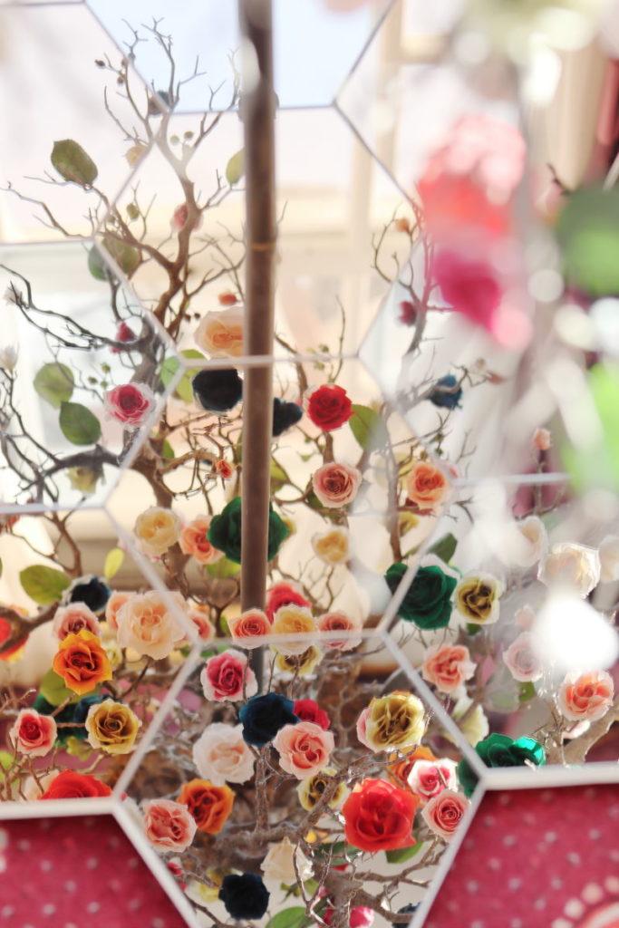 花 作例写真 SIGMA 50-100mm F1.8 DC HSM Art 神戸市の異人館「うろこの家」にて