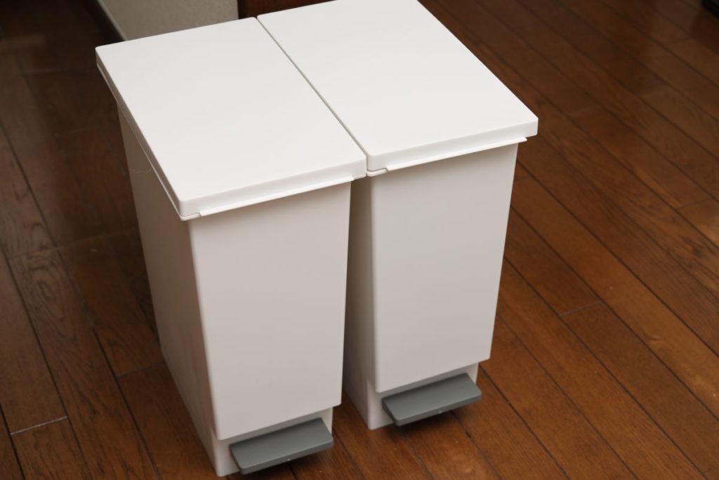 ニトリのゴミ箱 ペールペダル