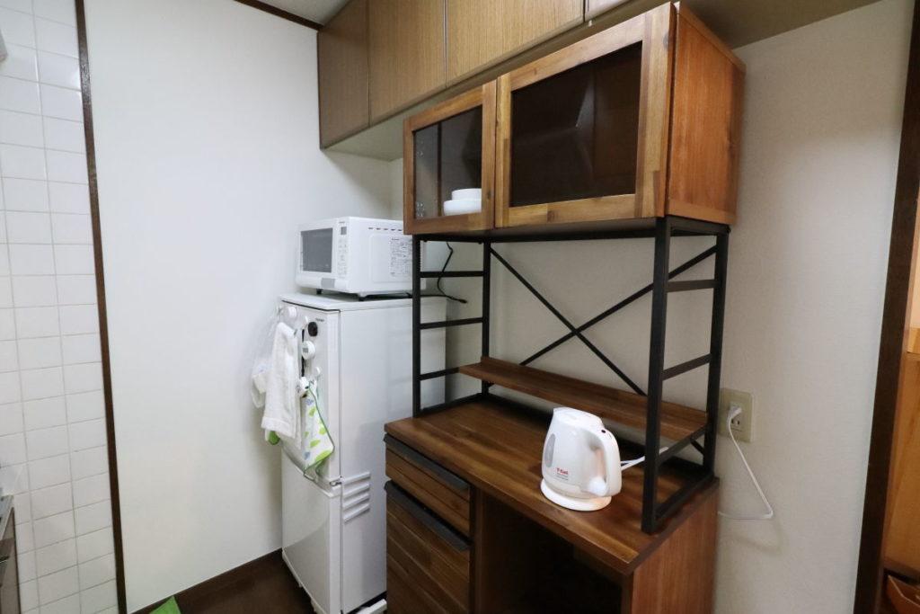 SWELLA(スウェラ) キッチンボード W800 オープン