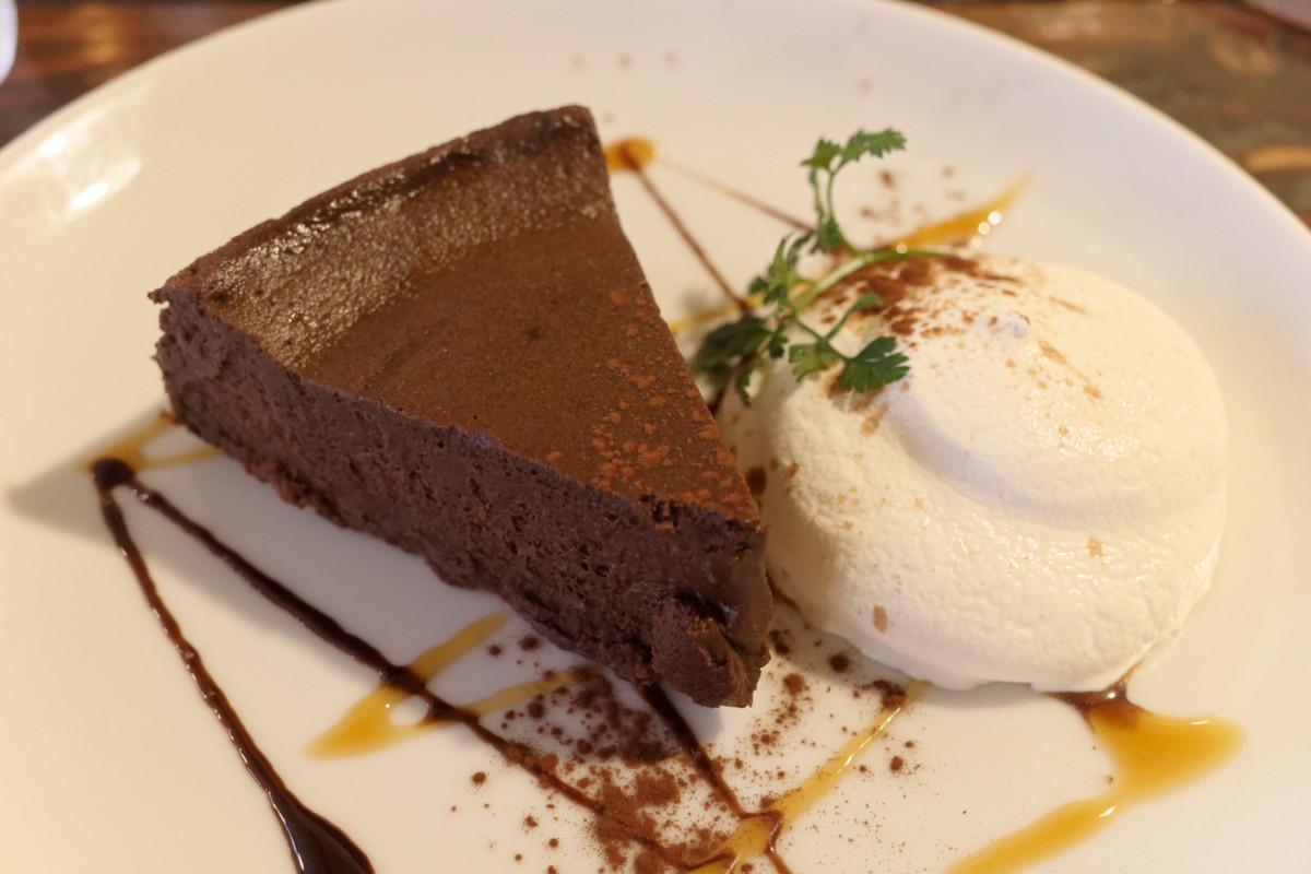 春秋珈琲のケーキ