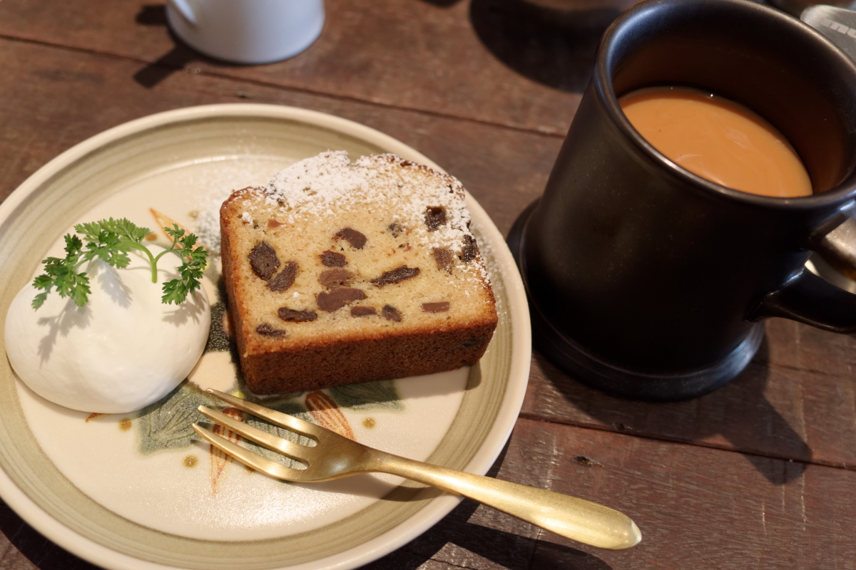 マヒシャのケーキ