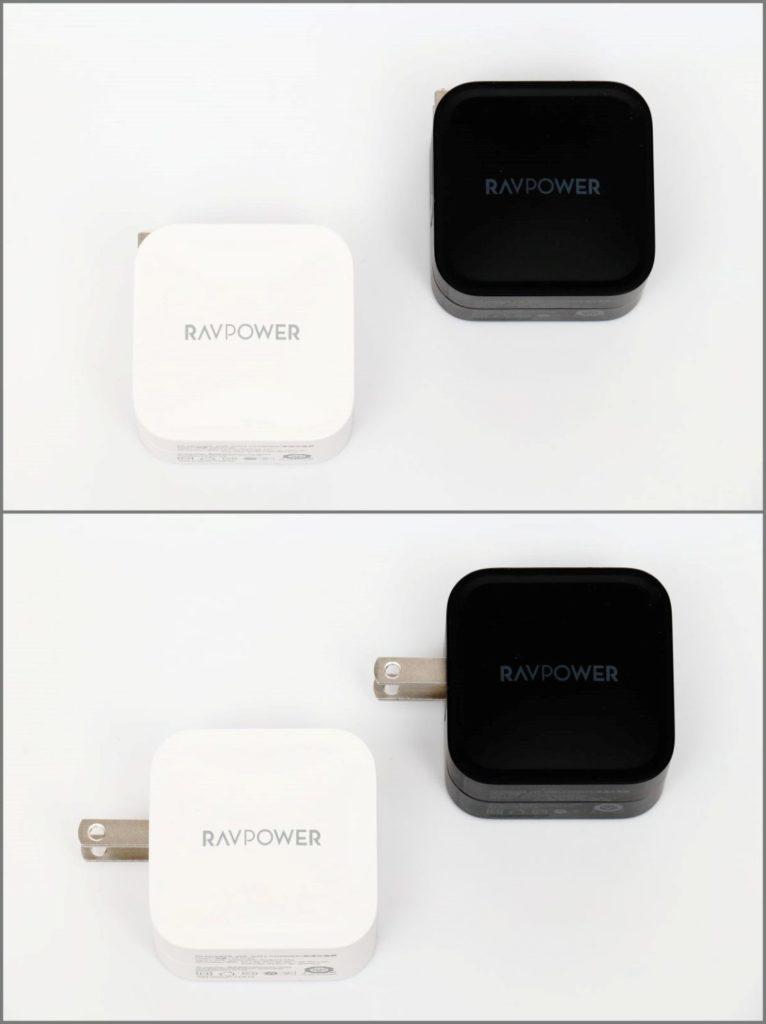 RAVPower 61W USB-C 急速充電器 GaN