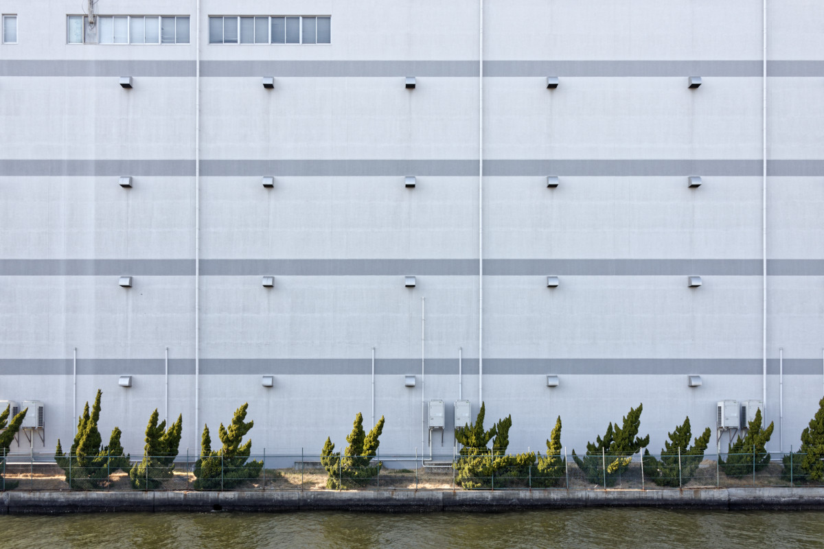 東水環境センター 東灘処理場
