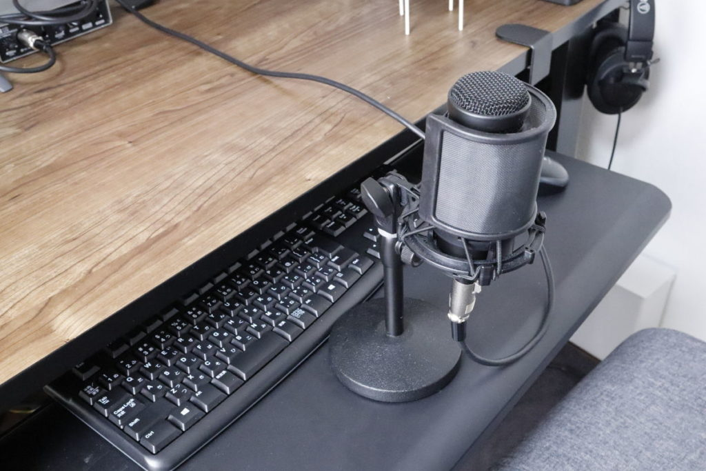 audio-technica オーディオテクニカ コンデンサーマイクロホン AT2020 スタインバーグ Steinberg オーディオインターフェース UR12