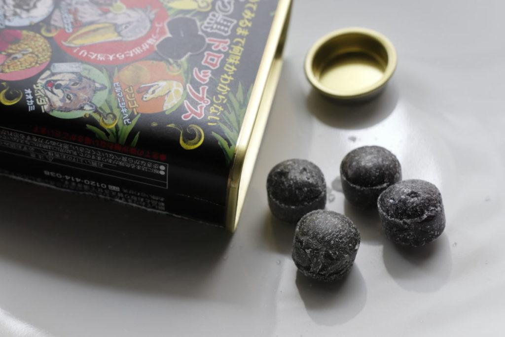 珍獣ドロップス 神戸どうぶつ王国 オリジナル商品