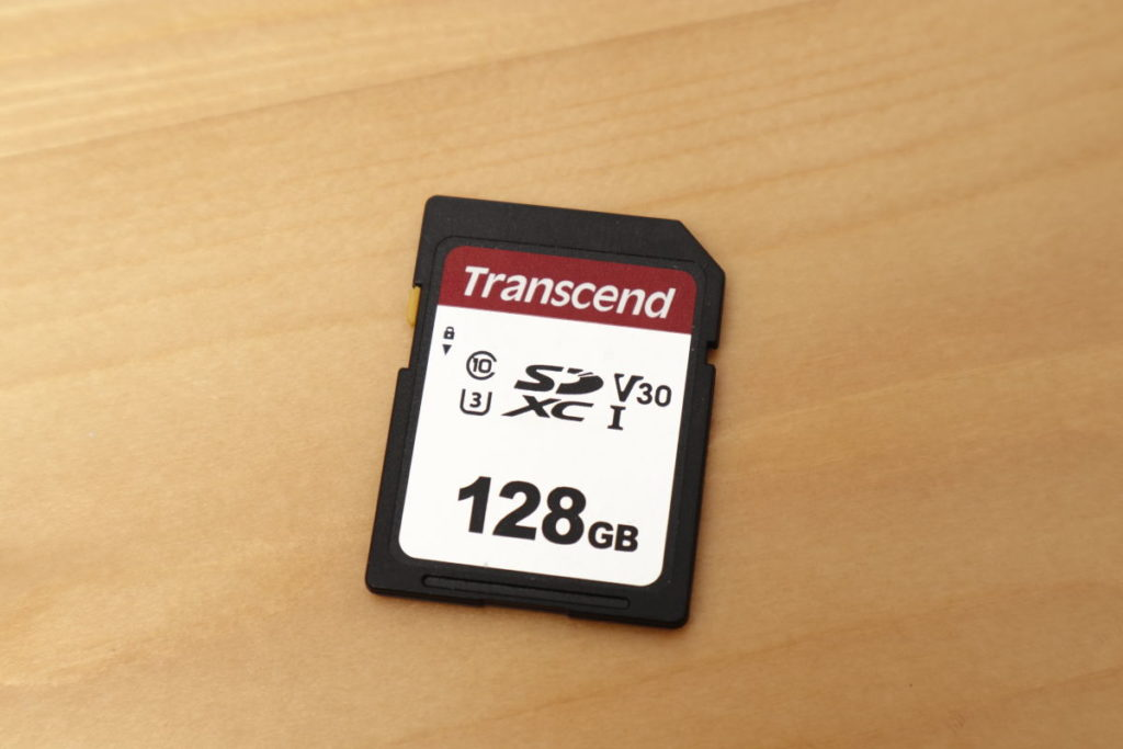 Transcend SDカード UHS-I U3 V30 対応 Class10 128GB