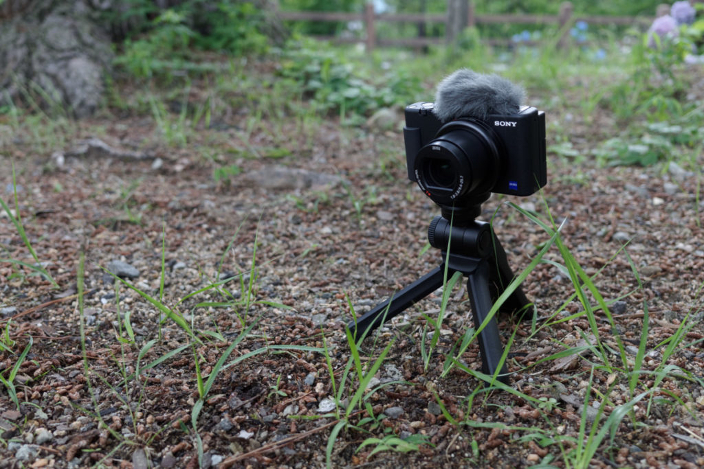 シューティンググリップ ソニー デジタルカメラ VLOGCAM ZV-1/ZV-1G
