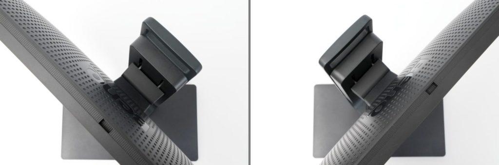 向き調整可能 BenQ SW270C カラーマネジメントモニター