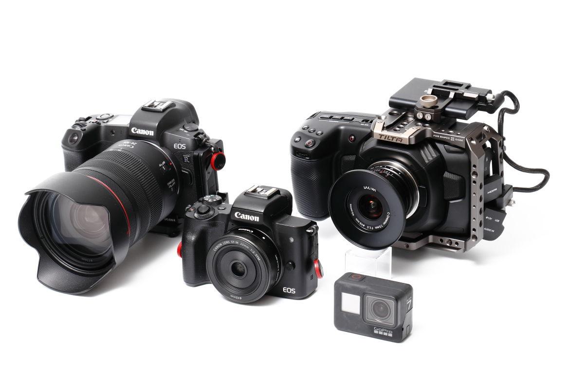 人気の動画用カメラまとめ!【種類・用途別おすすめカメラ】ビデオ収録・映像制作する人必見