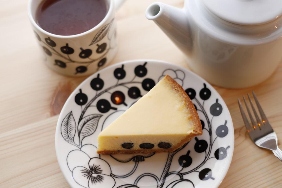セセシオンのチーズケーキ