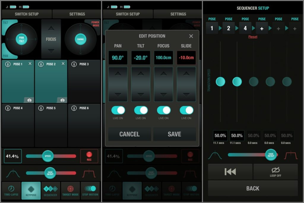 Edelkrone エーデルクローン アプリ