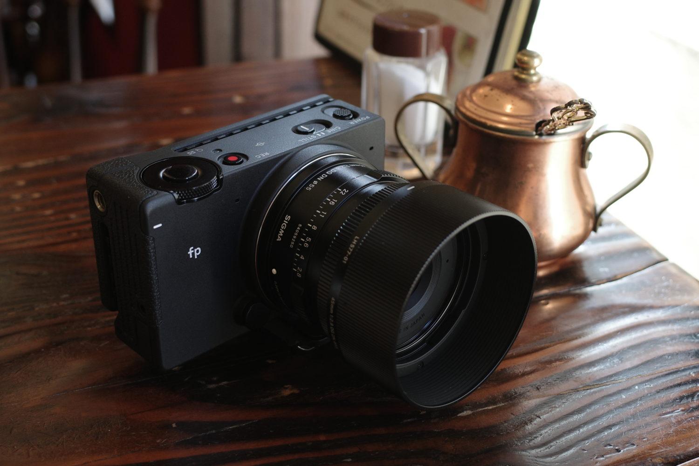 別腹でほしくなるフルサイズ一眼カメラSIGMA fpのミニレビュー【写真撮影編】