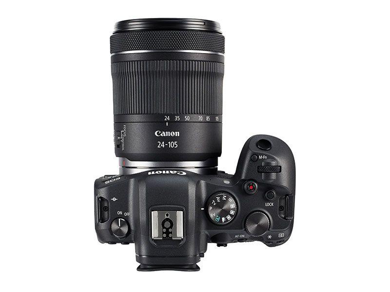 EOS R6 24105STMレンズキット フルサイズミラーレス一眼カメラ