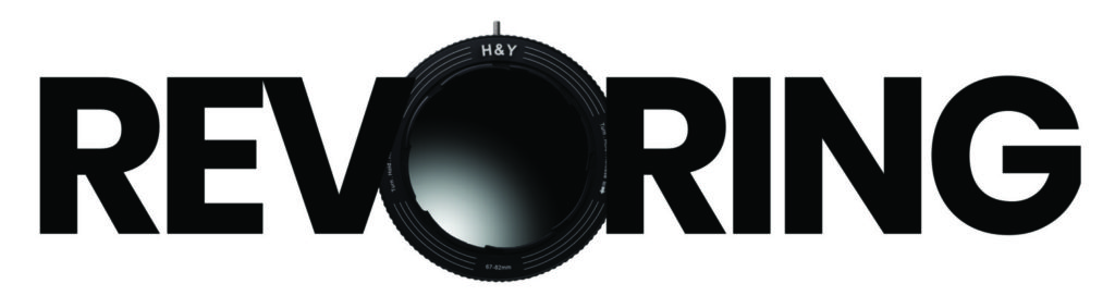 REVORING レンズフィルター用可変ステップアップリング