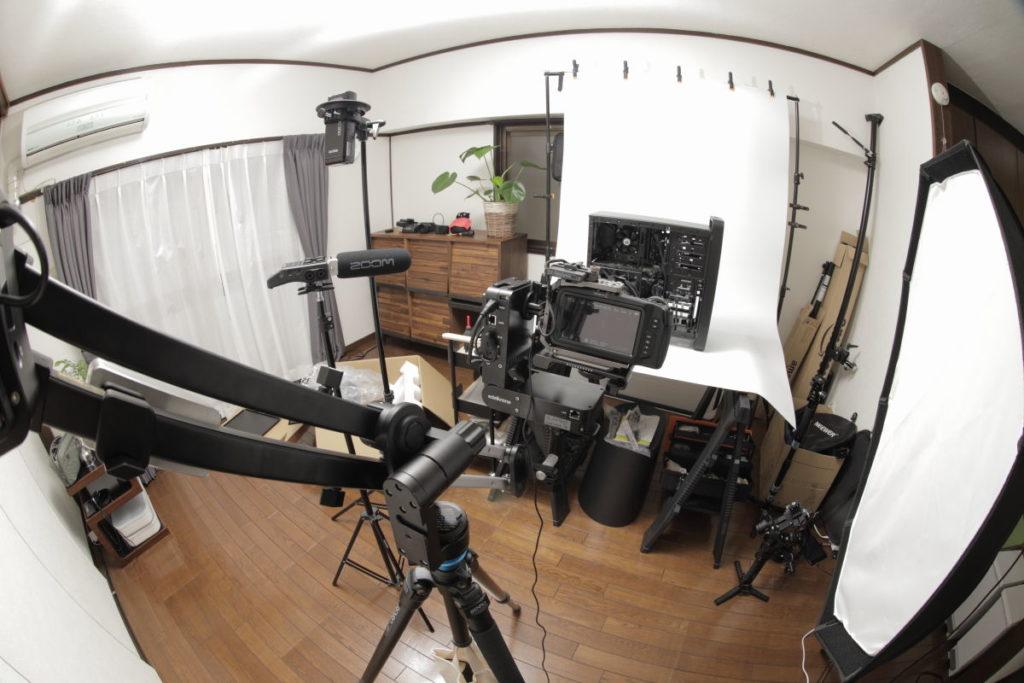 映像制作者憧れの「Edelkrone」エーデルクローン 電動ジブ・クレーンシステムを使ってみたよ!