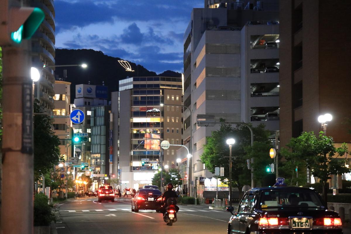 神戸夜景スナップ