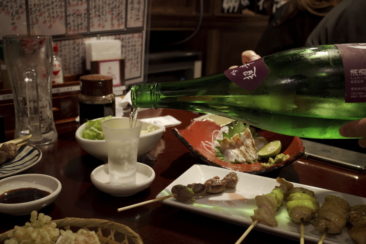 日本酒 グリル異人館 三ノ宮東口店 GR3