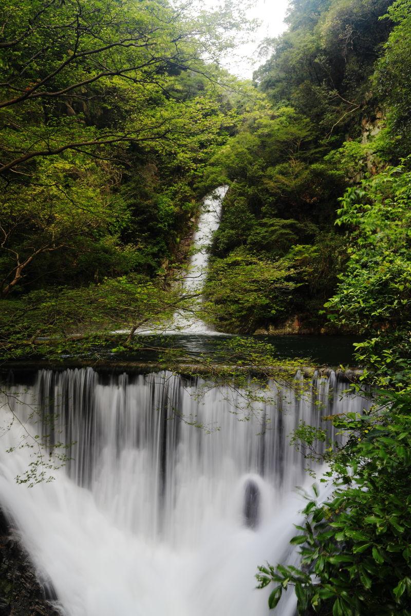 神戸 布引の滝 雌滝