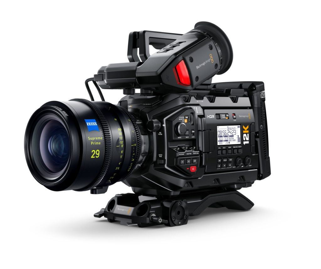 Blackmagic URSA  Mini Pro12K