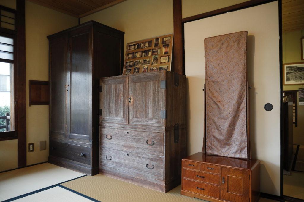 2階東の部屋 谷崎潤一郎旧邸 倚松庵