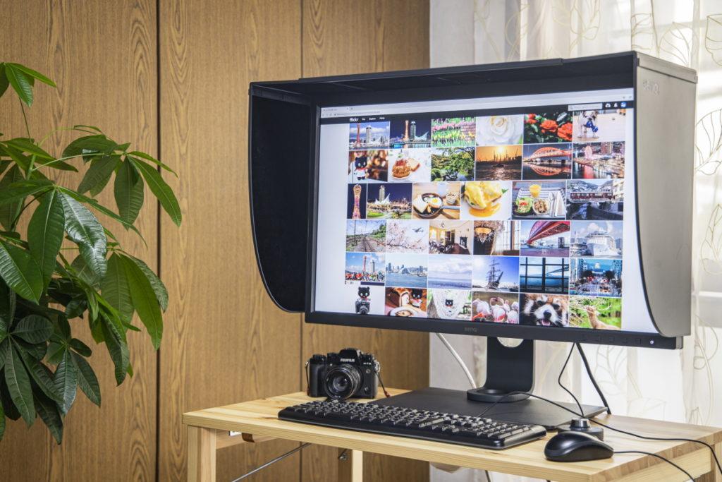 32インチ Adobe RGB 99% 対応 USB Type-C搭載 写真・動画編集向けカラーマネジメントモニター SW321C