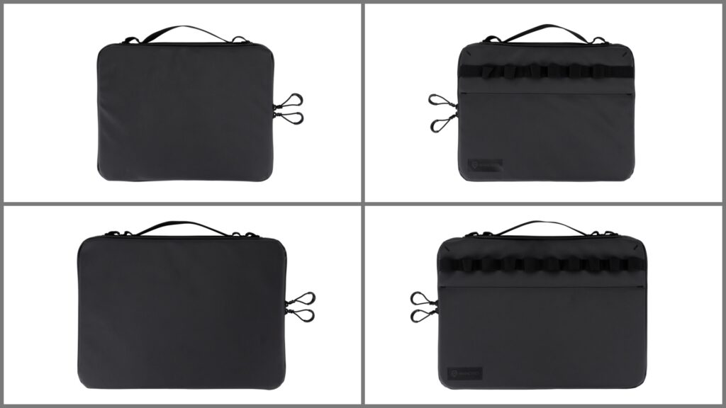 WANDRD LAPTOP CASE 製品画像 13インチと16インチ
