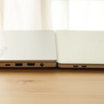 マウスコンピューター DAIV 4P と MacBookPro比較