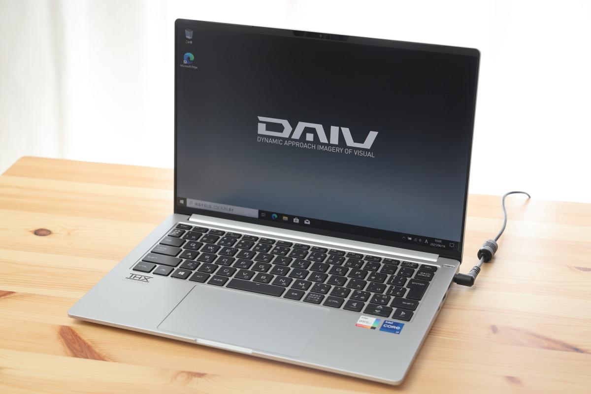 マウスコンピューター DAIV 4P